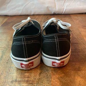 7a4b4fb59f Vans Shoes - Black Vans